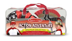 Melissa & Doug Action Adventure Role Play Set