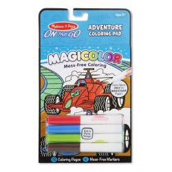 Melissa & Doug Magicolour Pad - Adventure On the Go
