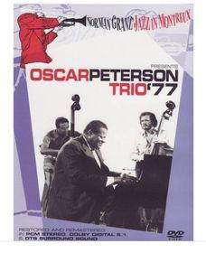 Oscar Peterson Trio - Norman Granz Jazz In Montreux '77 (DVD)