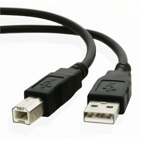Generic 1.8M USB V.2 A Male to B Male Cable