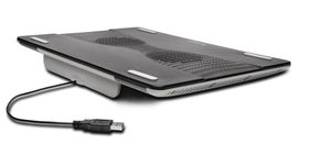 Kensington Laptop Stand with integrated USB Cooling Fans