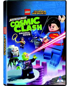 Lego Dc Super Heroes: Justice League - Cosmic Clash (DVD)