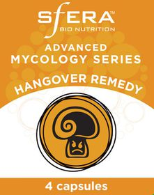 Sfera Advanced Mycology Range Hangover Remedy