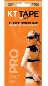 KT Tape Synthetic Pro FastPack - Beige