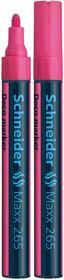 Schneider Maxx 265 Deco Marker - Pink