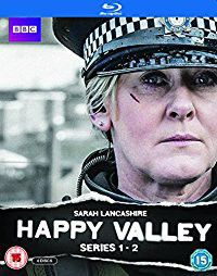Happy Valley: Series 1-2 (Blu-Ray)