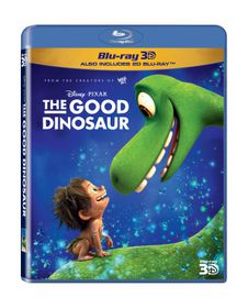 The Good Dinosaur (3D + 2D Superset Blu-ray)
