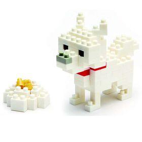 Nanoblock - Hokkaido Dog
