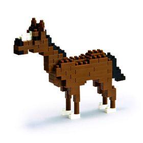 Nanoblock - Horse