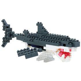 Nanoblock - Great White Shark
