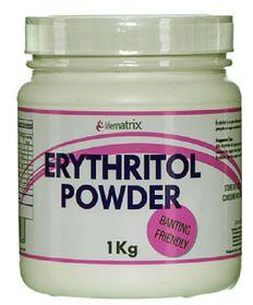 Lifematrix Erythritol sweetener - 1kg