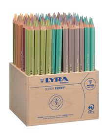 Lyra Super Ferby 96 Metallic Colours
