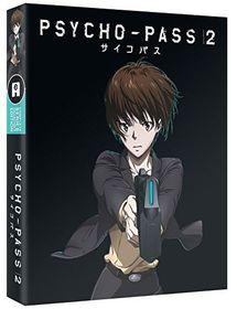Psycho-pass: Season 2 (Blu-Ray)