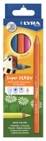 Lyra Super Ferby 6 Neon Colours