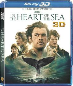 In the Heart of the Sea (3D/2D Blu-ray)