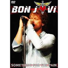 Bon Jovi: Something for the Pain (DVD)
