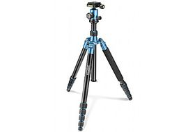 PrimaPhoto PHTRBBL PrimaPhoto Travel Tripod Kit Big Blue