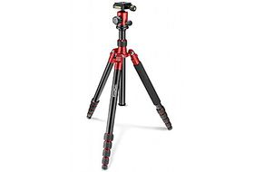 PrimaPhoto PHTRBRD Travel Tripod Kit Big Red