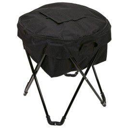 Eco - Big Game Folding Cooler - Black