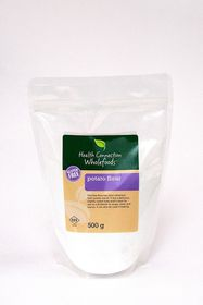 Health Connection Wholefoods Potato Flour - 500g