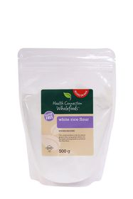 Health Connection Wholefoods Rice Flour White - 500g
