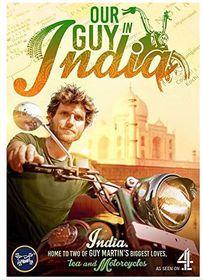 Guy Martin: Our Guy in India (DVD)
