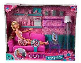 Steffi Love Loft Living Room