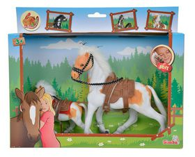 Champion Beauty Horse 2pack white