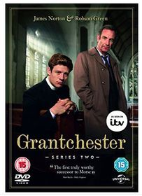 Grantchester: Series Two (DVD)