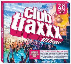 Various - Clubtraxxx 15 (CD)
