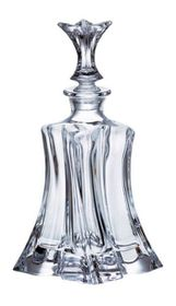 Bohemia - Crystal Florale Bottle - 500ml