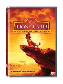 Lionguard: Return Of The Roar (DVD)