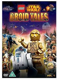 LEGO Star Wars: Droid Tales - Volume 1 (DVD)