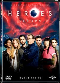 Heroes Reborn Season 1 (DVD)