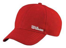 Wilson Summer Cap - Red