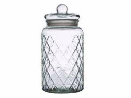 Casa Domani - Trellis Storage Jar - 3.75 Litre