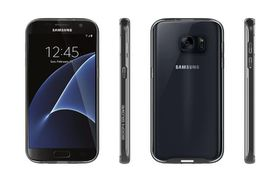 Body Glove Clownfish Aluminium For Samsung Galaxy S7 - Clear/Black
