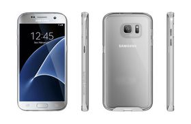 Body Glove Clownfish Aluminium For Samsung Galaxy S7 - Clear/Silver