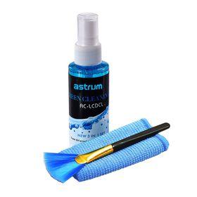 Astrum Cleaning Kit 3 In 1 Liquid Cloth Brush - CS110