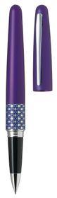 Pilot MR Roller Pen - Violet Ellipse Barrel