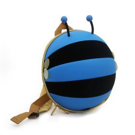 Supercute Medoodi Bumble Bee Backpack - Blue
