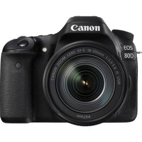 Canon 80D DSLR with 18-135mm IS USM Lens