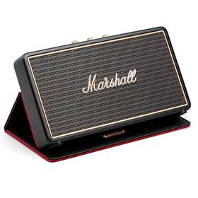 Marshall Stockwell Portable Speaker with Case - Black