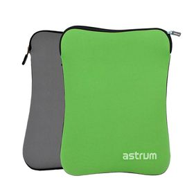 "Astrum 7.0"" Dual Side Neoprene Sleeve - TS070 Green/Grey"