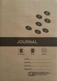 Freedom Stationery 72 Page A4 Journal (20 Pack)