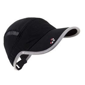 Life Beam Hat - Black & Silver + HRM