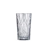 Crystalite Labyrinth Crystal Vase - 355mm