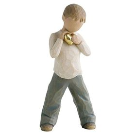 Willow Tree Figure - Heart of Gold Boy