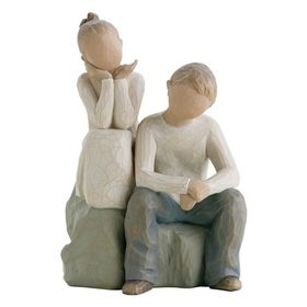 Willow Tree - Figure - Brother and Sister