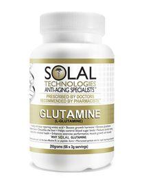 Solal Glutamine-L Powder 200g